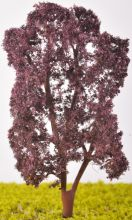 Copper Beech Etched Brass Trees - (Click picture for options)