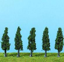 Heki 1123 Black Poplar Trees 5.5cm