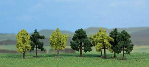 Heki 1140 - Deciduous Trees 4cm (8)