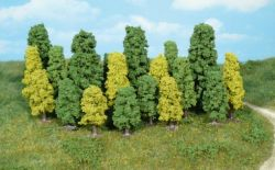 Heki 1318 - Deciduous Trees 4-8cm (20)