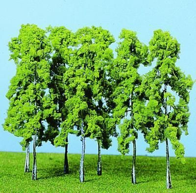Heki 1412 - Silver Birch Trees 14cm (14)