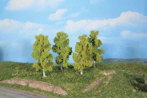 Heki 19120 - Birch Trees 11cm (4)