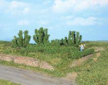 Heki 19126 - Bushes and Hedges 0.7-5cm (8)
