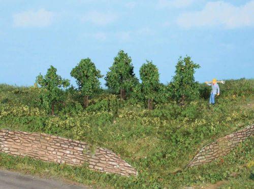 Heki 19130 - Leafy Trees 4cm (5)