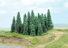 Heki 2236 Silver Fir Trees 5-9cm