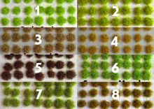 Static Grass & Applicators