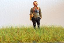 Grass Strips - 7mm Scale