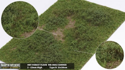 Forest Floor Mat - Click For Options