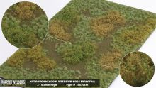 Rough Meadow Mat With Weeds - Click For Options
