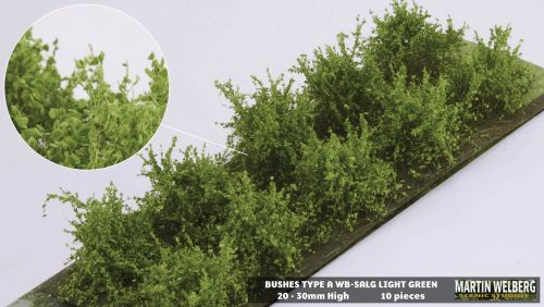 Shrubs - Type A - Click For Options