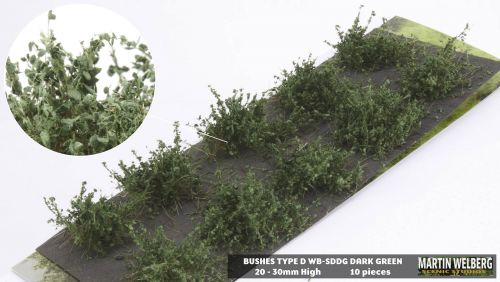 Shrubs - Type D - Click For Options