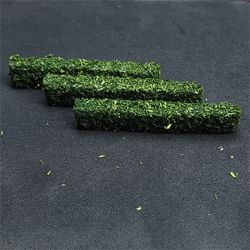 Dark Green Hedge - N Gauge