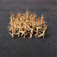 Dry Corn Stalks - N Gauge