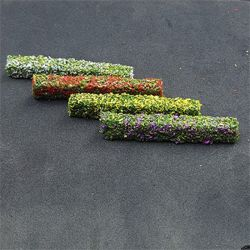 Flower Hedge - N Gauge - 00989