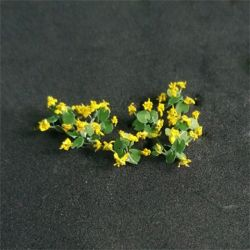 Marsh Marigolds - N Gauge - 00916