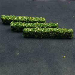 Medium Green Hedge - N Gauge