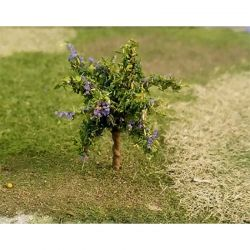 Plum Trees - N Gauge