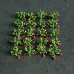 Strawberry Plants - N Gauge - 00913