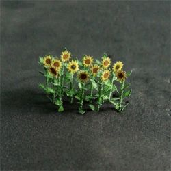 Sunflowers - N Gauge
