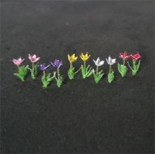 Tulips - N Gauge