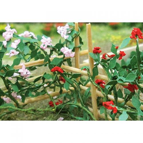 Climbing Roses - OO/HO Scale