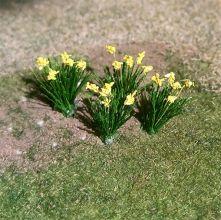 Daffodils - OO/HO Scale - 00982