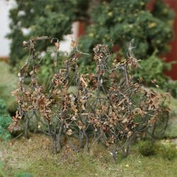 Dried Leaf Branches - OO/HO Scale