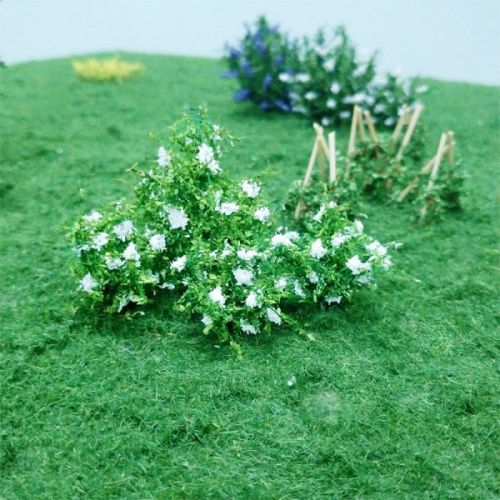 Elder Flowers - OO/HO Scale