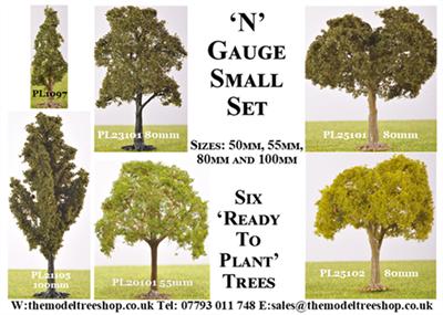 N Gauge - Small Set
