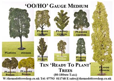 OO/HO Gauge - Medium Set