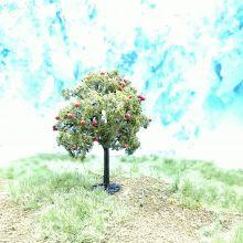 PL20104 - 55mm Fruit Tree full of juicy red fruit