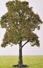 PL23101 - 80mm Dark Green Deciduous Tree