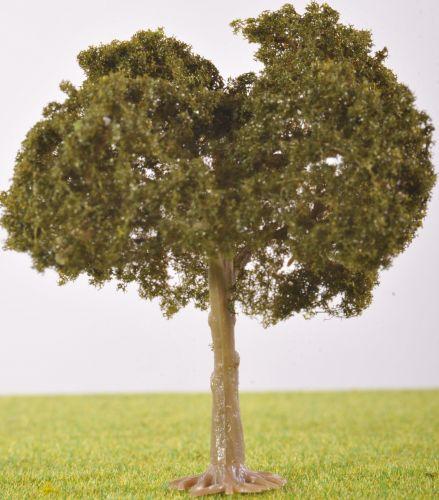 PL25101 - 80mm Dark Green Fruit Tree - No fruit