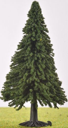 PL30107 - 93mm Pine Trees Without Snow