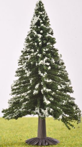 PL30110 - 93mm Pine Tree With Snow