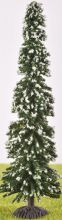 PL30117 - 100mm Pine Tree With Snow