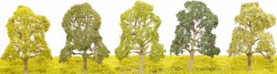 Etched Brass Trees