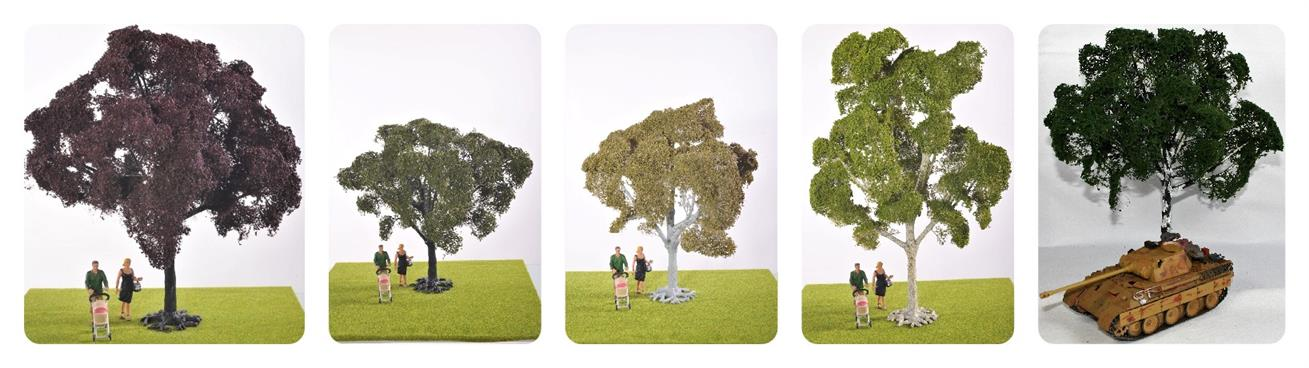 Larger Scale Trees