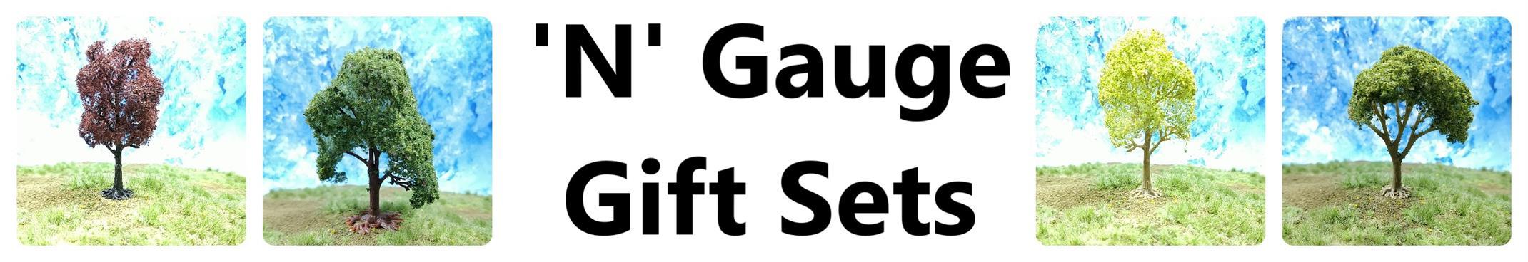 N Gauge Gift Sets