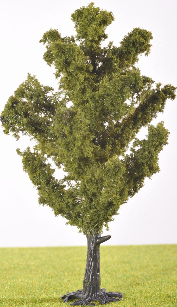 Pl22103 130mm Unkempt Yew Tree The Model Tree Shop