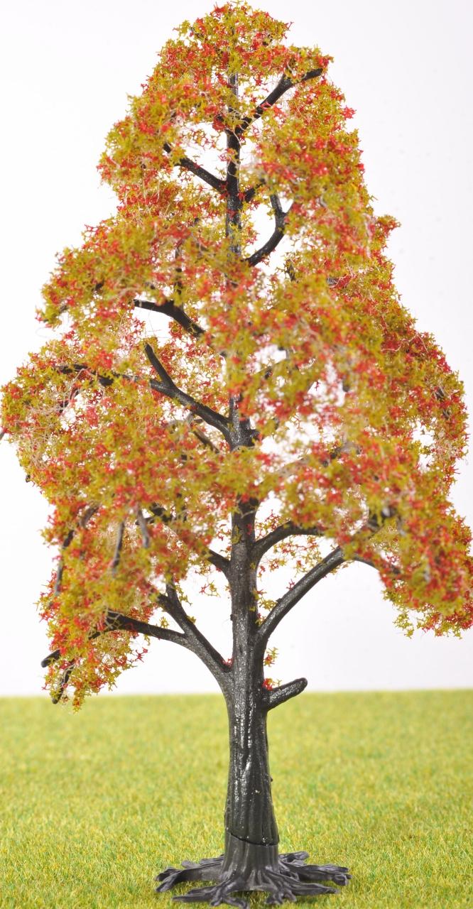 Pl22104 130mm Flowering Rowan Tree The Model Tree Shop