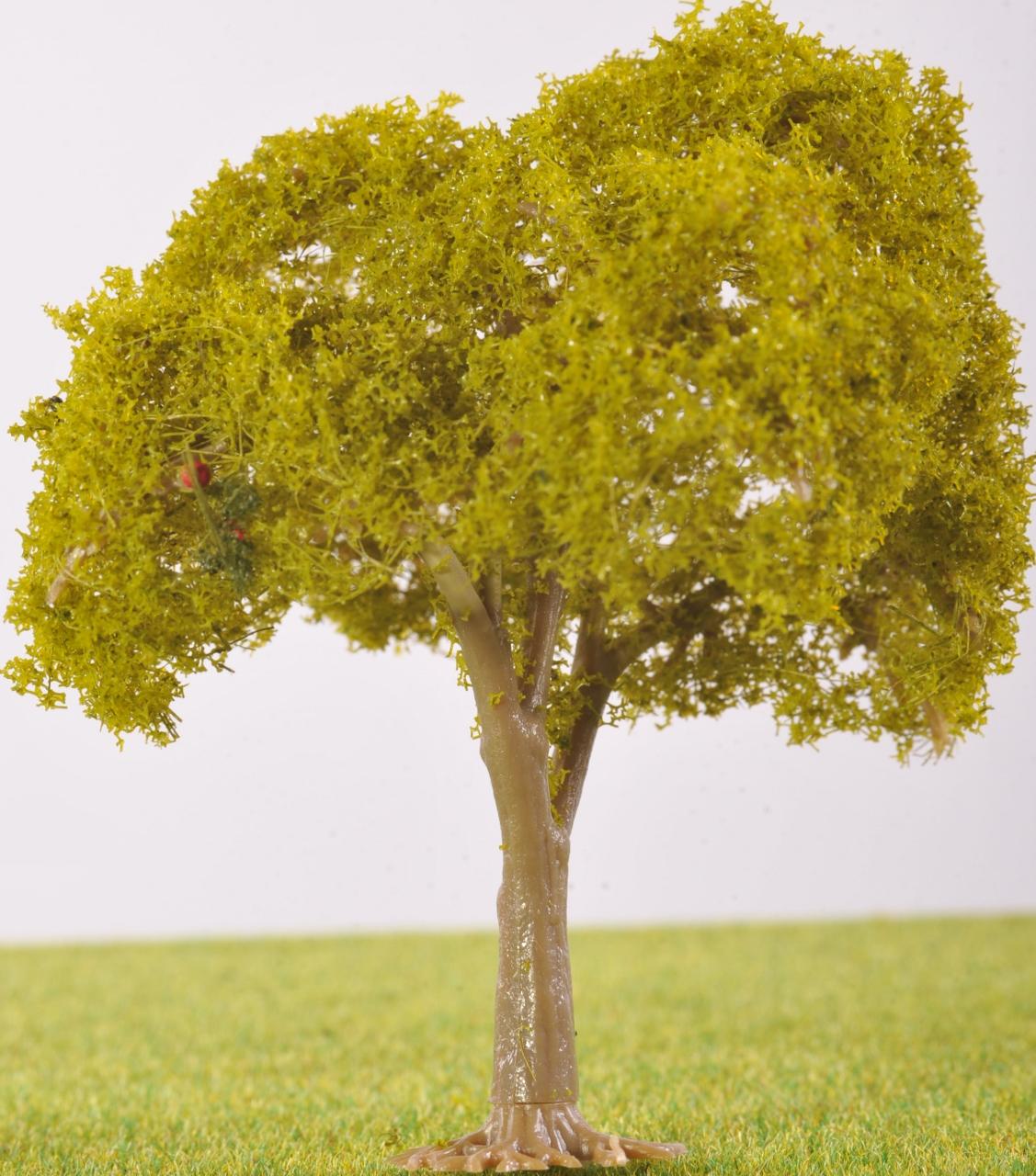 Pl25102 80mm light green fruit tree no fruit the for Fruit trees