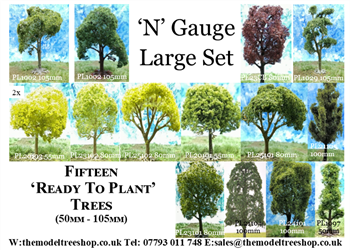 'N' Scale Gift Sets
